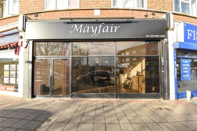 Thumbnail Restaurant/cafe for sale in Medway Parade, Perivale, Greenford