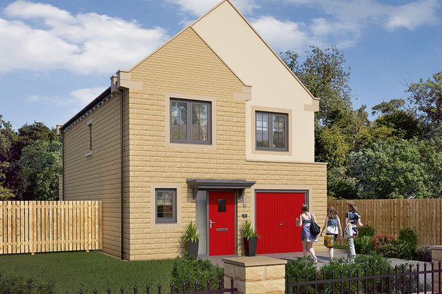 """Thumbnail Detached house for sale in """"The Ashbury"""" at Wharfedale Avenue, Menston, Ilkley"""