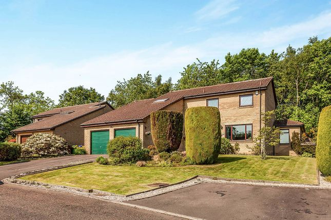 Thumbnail Detached house for sale in Rutherford Court, Bridge Of Allan, Stirling