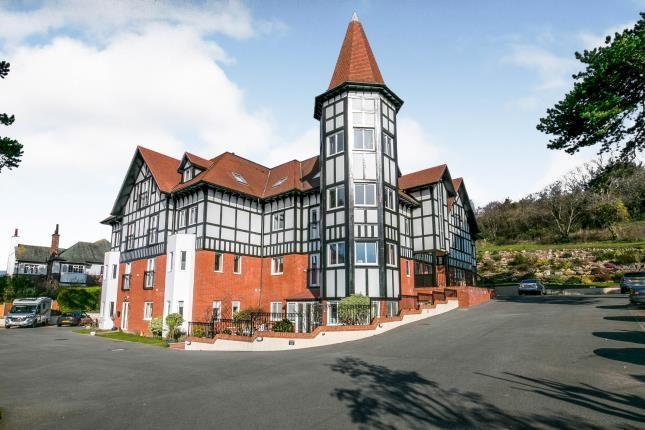 Thumbnail Flat for sale in Bryn Y Bia Heights, Bryn Y Bia Road, Llandudno, Conwy