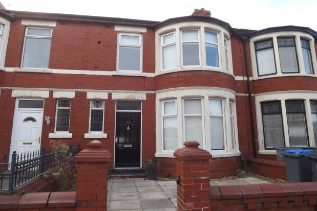 Thumbnail Terraced house to rent in Chesterfield Road, Blackpool