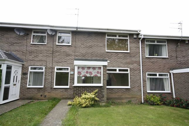 Thumbnail Terraced house to rent in Gibside, Chester Le Street, County Durham