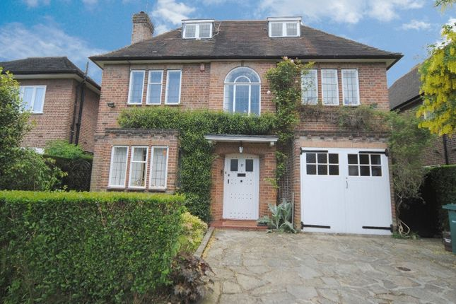 Thumbnail Detached house to rent in Litchfield Way, Hampstead Garden Suburb
