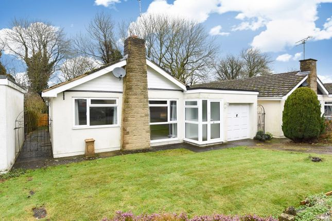 Thumbnail Detached bungalow to rent in Lords Piece Road, Chipping Norton