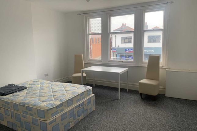 Thumbnail Flat to rent in Shirley High Street, Shirley, Southampton