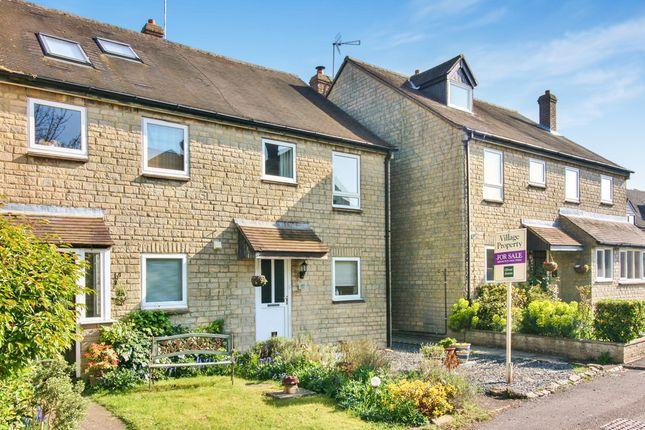 Thumbnail End terrace house for sale in Hatch Way, Kirtlington, Kidlington