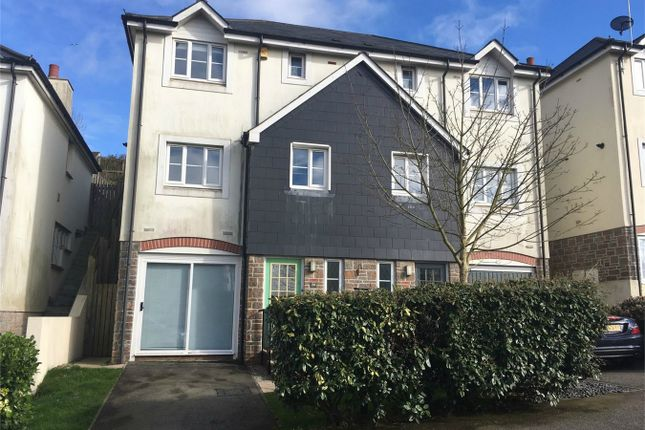 Thumbnail Semi-detached house to rent in Kel Avon Close, Truro, Cornwall