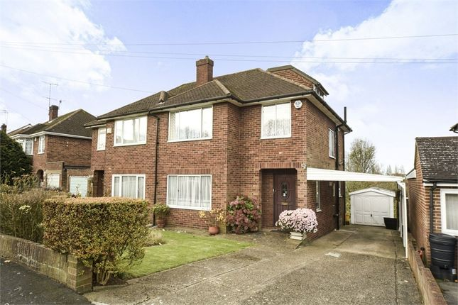 4 bed semi-detached house for sale in Carver Hill Road, High Wycombe, Buckinghamshire