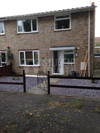 Thumbnail End terrace house to rent in Davenport Avenue, Gillingham, Kent
