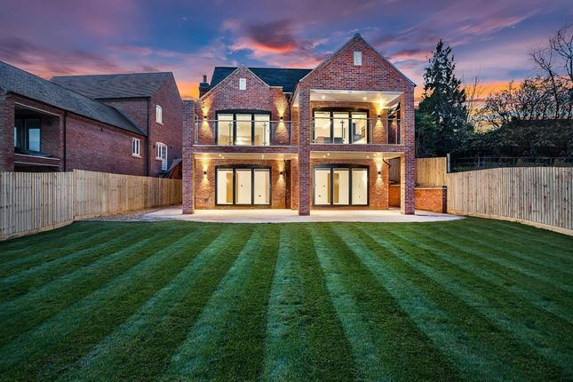 Thumbnail Detached house for sale in Rectory Drive, Upper Broughton, Melton Mowbray
