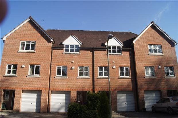 Thumbnail Terraced house to rent in Pecche Place, Chineham, Basingstoke