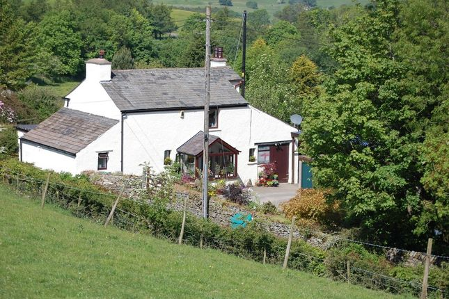 Thumbnail Cottage for sale in Gatebeck, Kendal