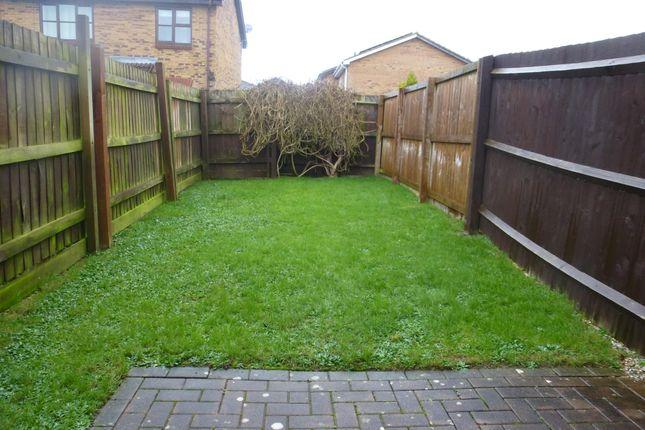 Garden of Railton Jones Close, Stoke Gifford, Bristol BS34