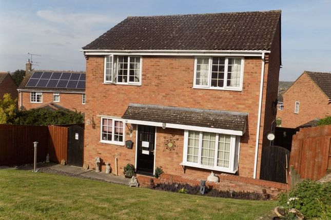 Thumbnail Detached house for sale in Cloverlands, Swindon