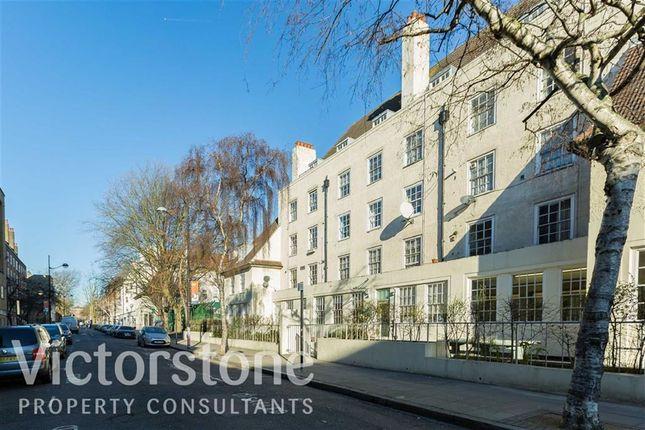 Thumbnail Flat for sale in Chalton Street, Kings Cross, London