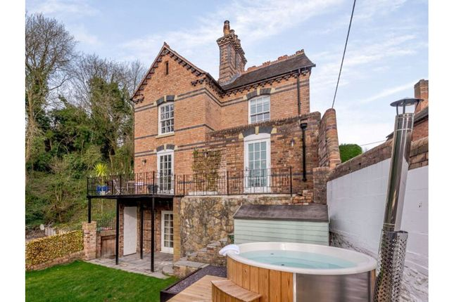 Thumbnail Detached house for sale in Church Hill, Ironbridge