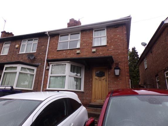 Thumbnail End terrace house for sale in Tyburn Road, Erdington, Birmingham, West Midlands