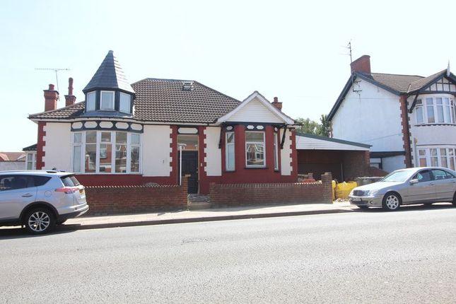 Thumbnail Detached house for sale in Grange Avenue, Leagrave, Luton