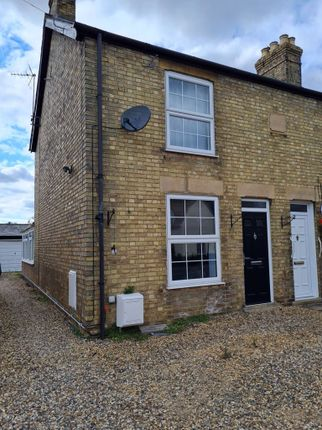 2 bed semi-detached house to rent in New Street, Doddington, March PE15