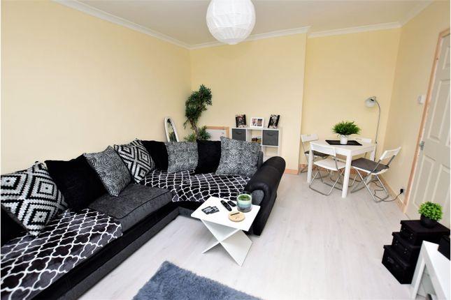 Lounge of Ailsa Gardens, Ardrossan KA22