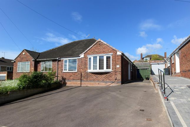 Thumbnail Semi-detached bungalow for sale in Green Close, Whitnash, Leamington Spa
