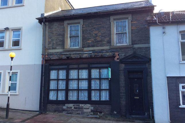 Thumbnail Terraced house for sale in Ynyshir Road, Porth, Mid Glamorgan
