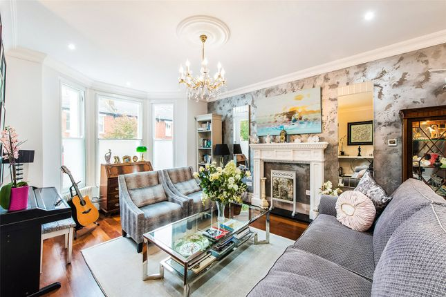 Thumbnail End terrace house to rent in Anselm Road, London