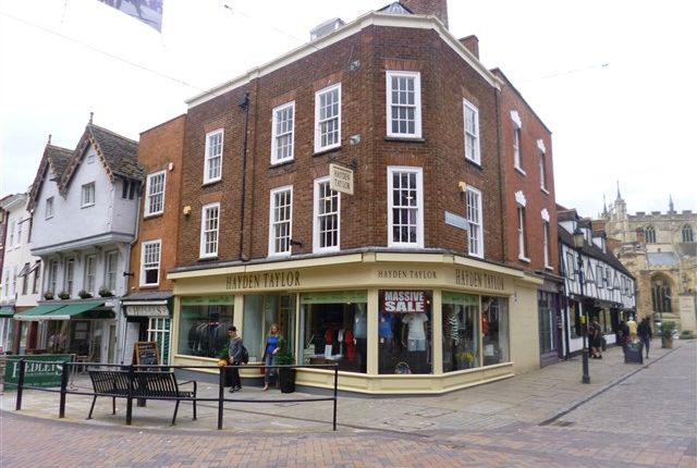 Thumbnail Retail premises for sale in Westgate St, Gloucester