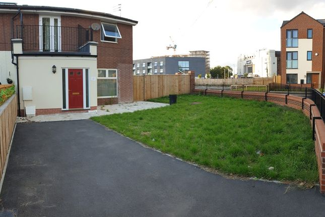 Thumbnail Semi-detached house to rent in Beamish Close, 4 Bed, Bills Included, Manchester