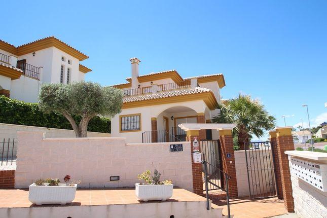 Villa for sale in Pueblo Lucero, Rojales, Spain