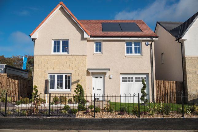 Thumbnail Detached house for sale in Redwood Crescent, East Kilbride, Glasgow