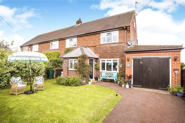 Thumbnail Semi-detached house for sale in Chapel Lane, Hargrave, Chester