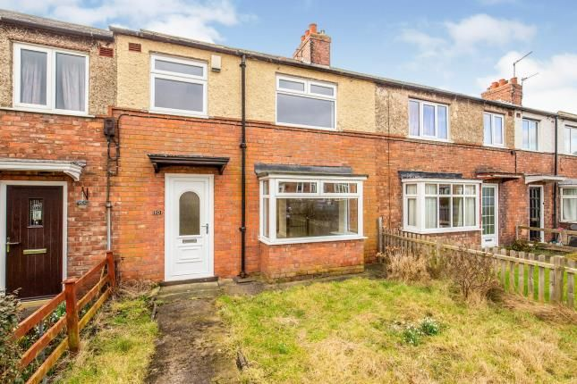 3 bed terraced house for sale in East View, Northallerton DL6