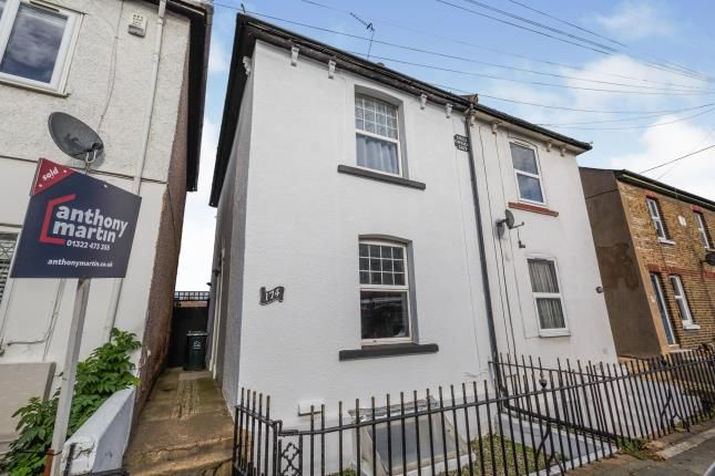 Thumbnail Semi-detached house for sale in Milton Road, Swanscombe, Kent