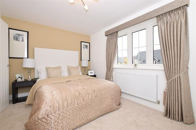 Thumbnail Semi-detached house for sale in Shopwyke Road, Chichester, West Sussex