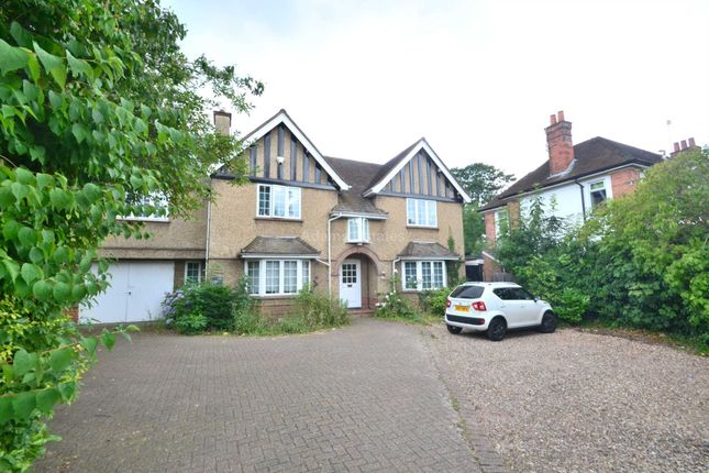Thumbnail Detached house to rent in Shinfield Road, Reading