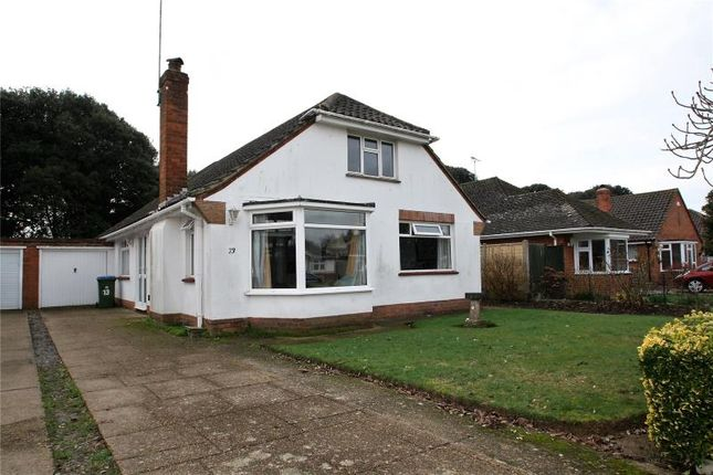 Thumbnail Bungalow for sale in Midhurst Drive, Ferring, Worthing