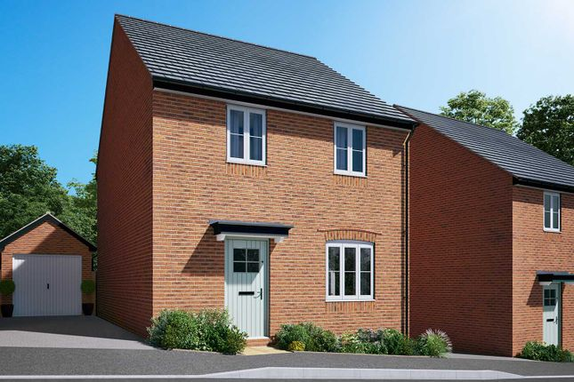 """Thumbnail Detached house for sale in """"The Manton"""" at Hill Top Close, Market Harborough"""