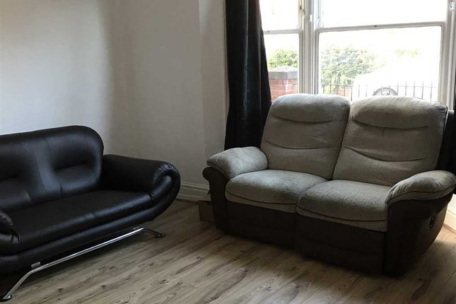 Thumbnail Terraced house to rent in Hobart Street, Leicester