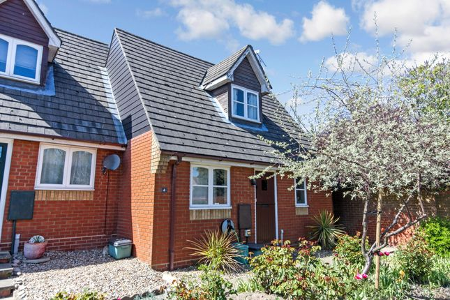 End terrace house for sale in Belmont Place, Colchester