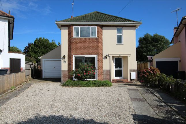 Thumbnail Detached house for sale in Sea Close, Goring-By-Sea, Worthing, West Sussex
