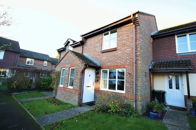 Thumbnail Terraced house for sale in Purewell Close, Christchurch