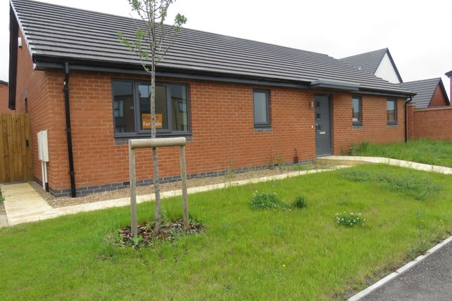 Thumbnail Detached bungalow for sale in Orion Way, Balby, Doncaster