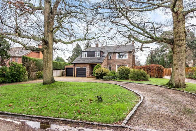 4 bed detached house for sale in Lynx Hill, East Horsley, Leatherhead KT24