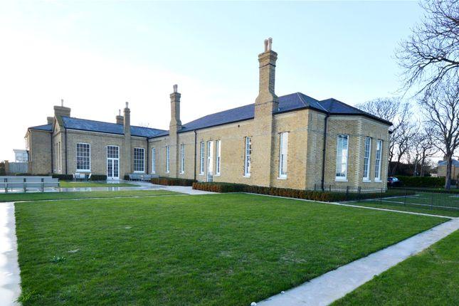 Thumbnail Detached house for sale in Shoebury Garrison, Shoeburyness, Essex