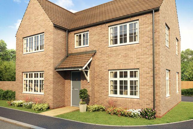 Thumbnail Detached house for sale in Bloxham Vale, Bloxham Road, Banbury, Oxford