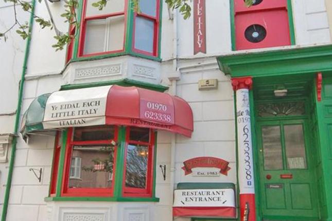 Thumbnail Restaurant/cafe for sale in Ceredigion - Seaside Town Restaurant SY23, Ceredigion