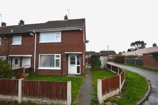 Thumbnail Terraced house to rent in Bexton Avenue, Winsford