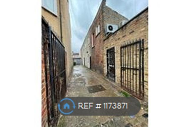 Thumbnail Studio to rent in High Street North, London