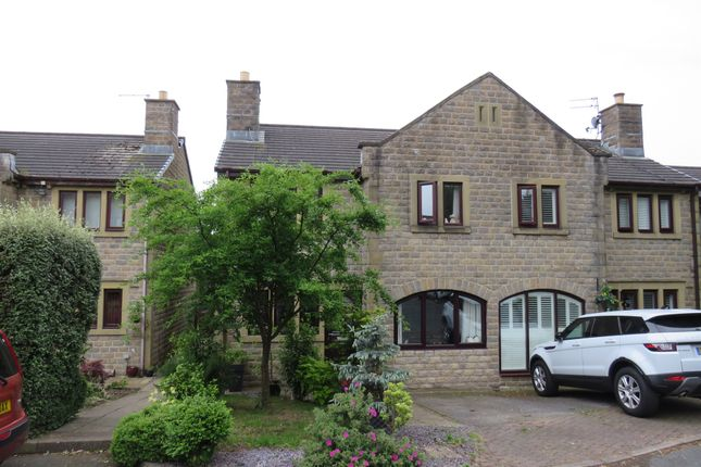Thumbnail Semi-detached house for sale in Campinot Vale, Slaithwaite, Huddersfield